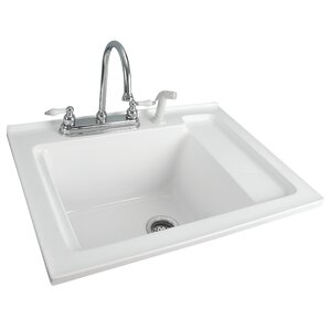 Hyde Single Laundry Sink