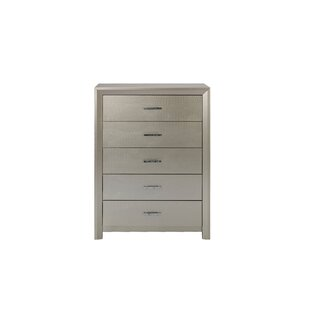 Whipple 5 Drawer Chest by Mercer41