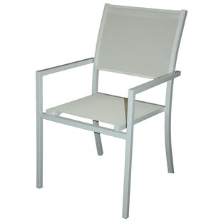 Pure Stacking Patio Dining Chair (Set of 6)