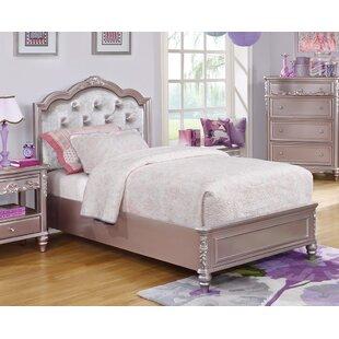 Erwann Upholstered Platform Bed
