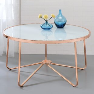 Wrought Studio Bock Coffee Table