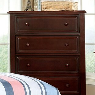 Top Saltsman 5 Drawer Chest by Harriet Bee Reviews (2019) & Buyer's Guide