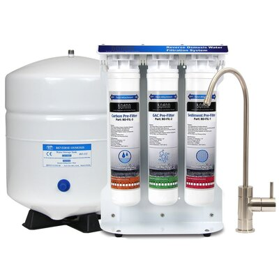 Reverse Osmosis Filtration System Boann