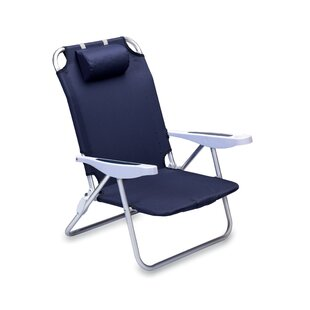 Ronald Reclining Beach Chair by Freeport Park Design