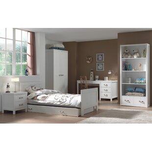 Aldrich 5 Piece Bedroom Set By Harriet Bee