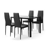 Deloyd 5 - Piece Dining Set by Latitude Run®