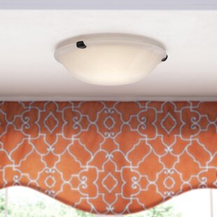 Bellis 2-Light Flush Mount..