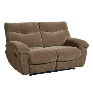 Neponset Manual Motion Reclining Loveseat by Andover Mills