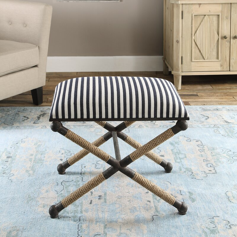 Braddock Upholstered Bedroom Bench & Reviews | Joss & Main