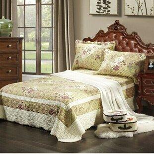 Forest Cottage Bedspread Set