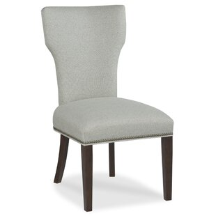 Jacqueline Upholstered Dining Chair by Fairfield Chair