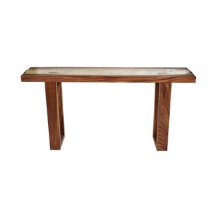 Foundry Select Kara Live Edge Console Table