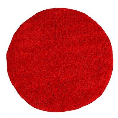 Shaggy-Teppich Prime in Rot | Heimtextilien > Teppiche > Sonstige-Teppiche | Wo | House Additions