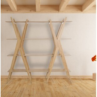 Kane Bamboo Bookcase By Isabelline