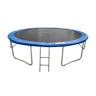 Brand New 13' Round Trampoline With Cover Pad By Exacme