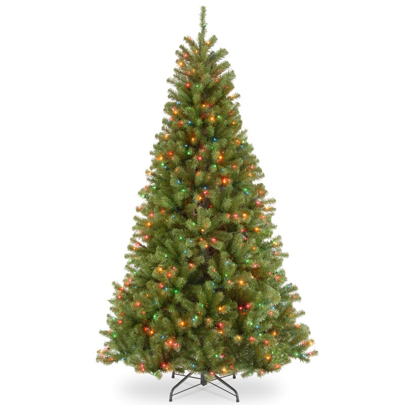 North Valley Green Spruce Artificial Christmas Tree