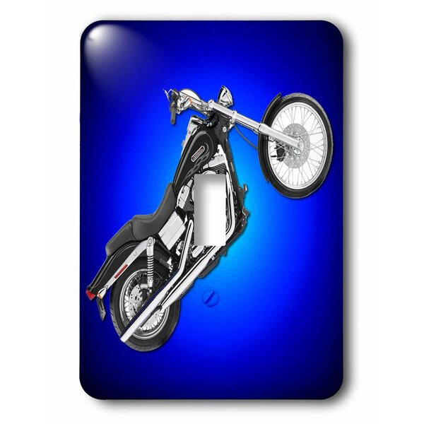 3drose Fxdwgi Dyna Wide Glide Motorcycle 1 Gang Toggle Light Switch Wall Plate Wayfair