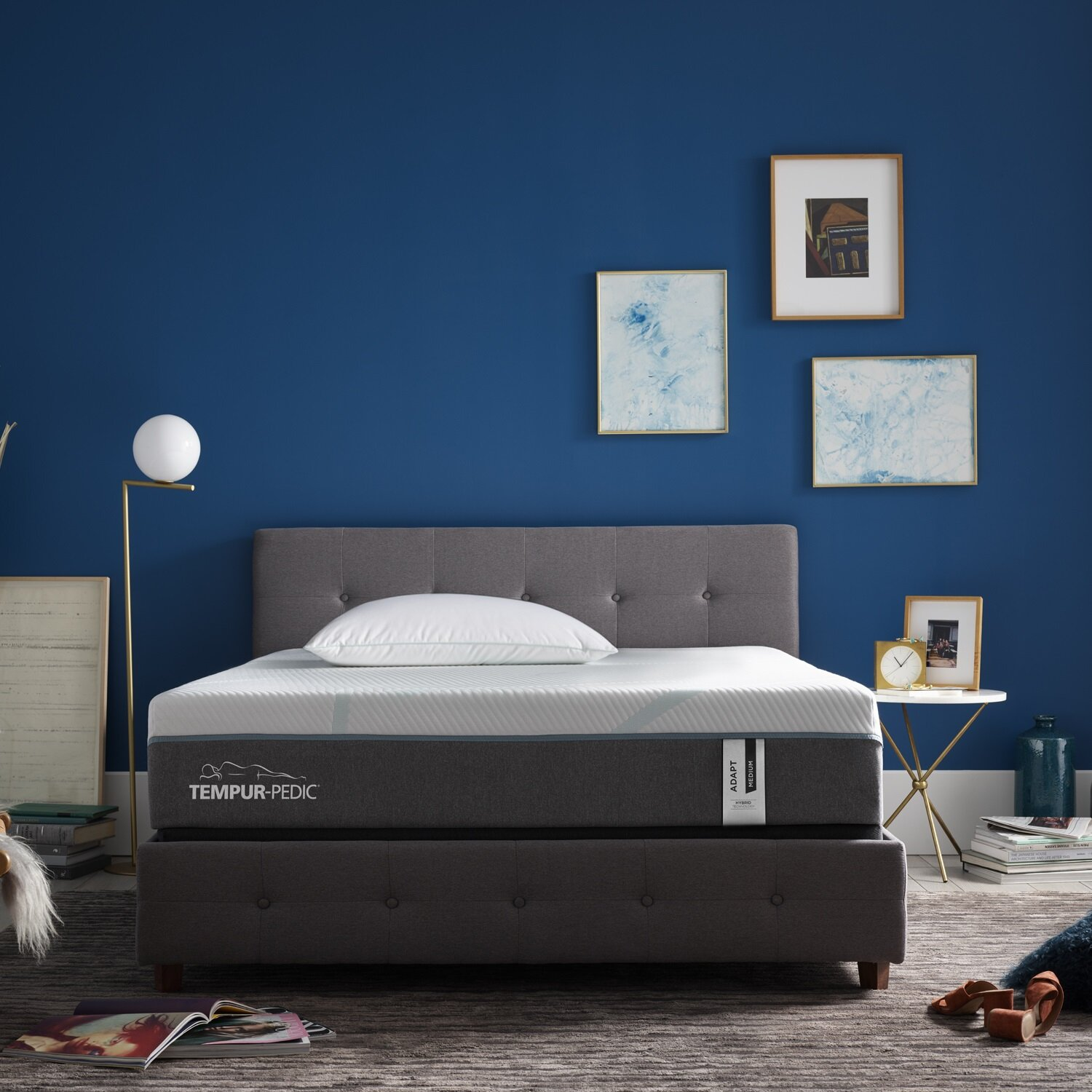 Tempur Pedic Tempur Adapt 11 Medium Hybrid Mattress Wayfair