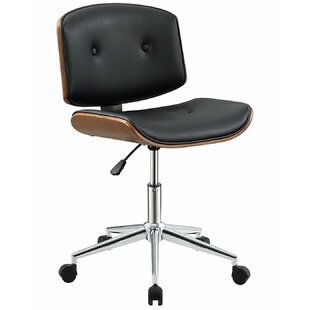 Orren Ellis Komarek Pneumatic Lift Office Chair