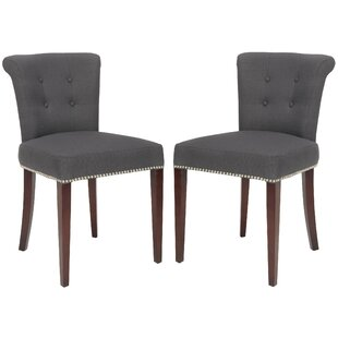 Dehon Upholstered Dining Chair (Set of 2)