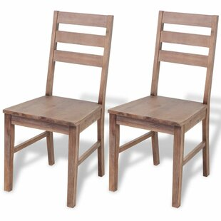 Rashad Dining Chair (Set of 2) by Millwoo..