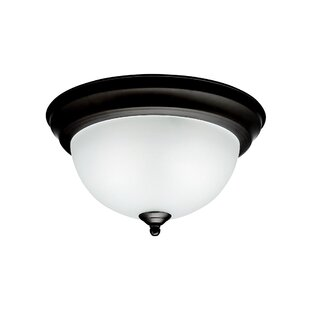 Kichler Flush Mount with S..