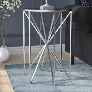 Comparison Svetlana End Table By Everly Quinn