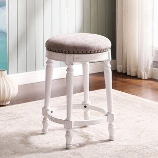 Eck 25 Swivel Bar Stool Charlton Home