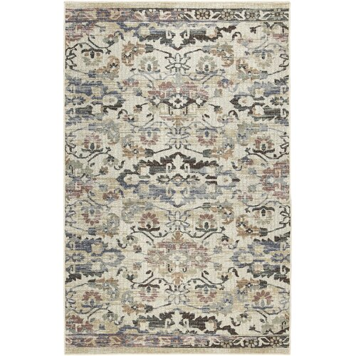 Canora Grey Washburn Oriental Hooked Gray Area Rug Reviews Wayfair