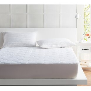 Quilted Polyester Mattress Pad by Alwyn Home Amazing
