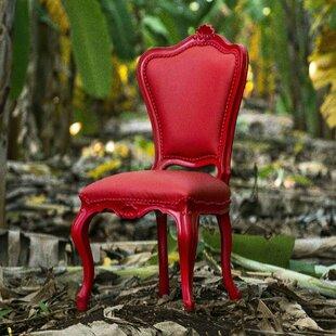 Rosdorf Park Mclaughlin Patio Dining Chair with Cushion