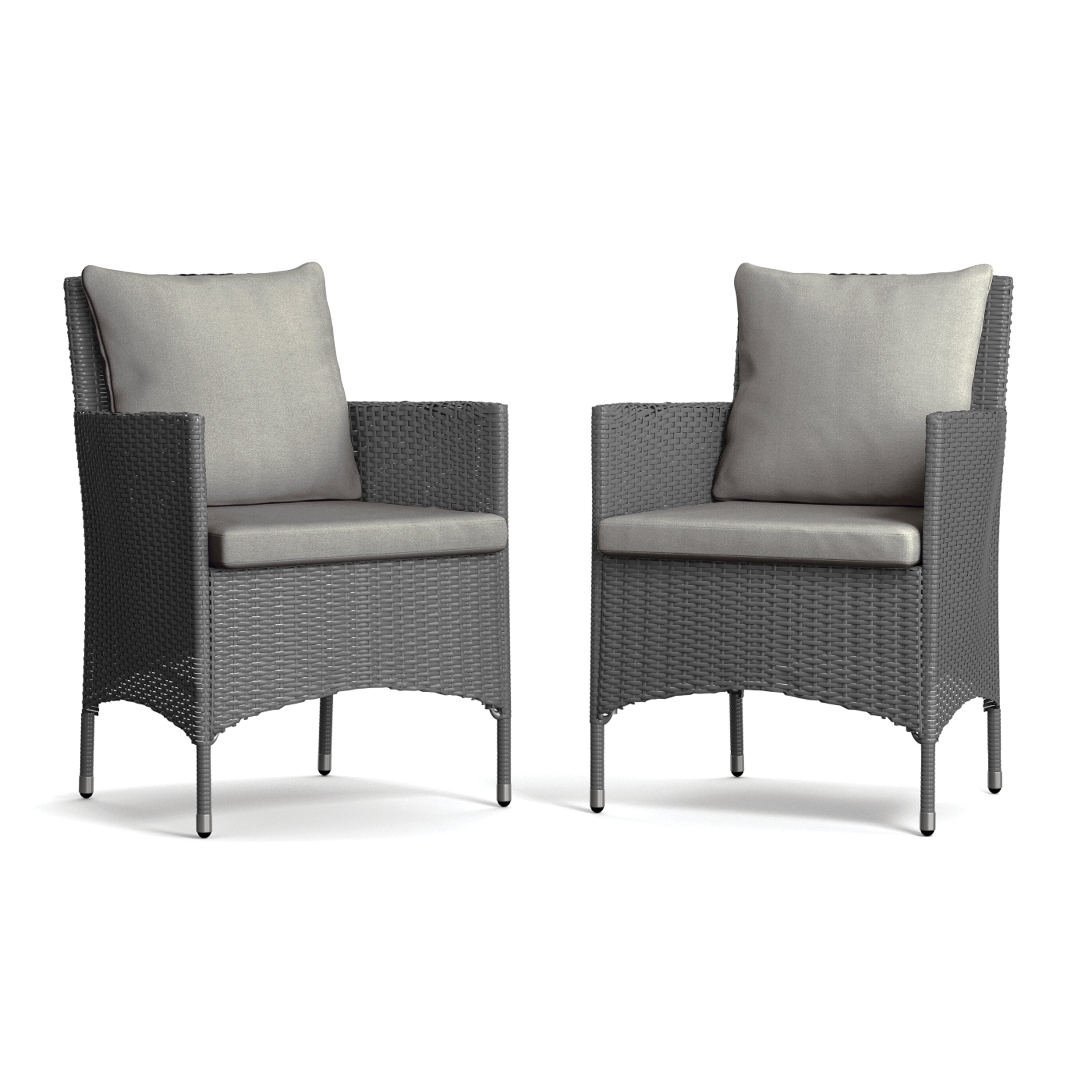 Remarkable Ellie Patio Dining Chair With Cushion Alphanode Cool Chair Designs And Ideas Alphanodeonline