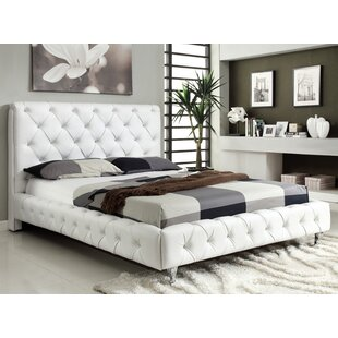 Inexpensive Daventry Upholstered Platform Bed by Everly Quinn Reviews (2019) & Buyer's Guide