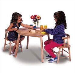 Round Childrenu0027s Table