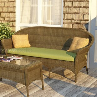 Forever Patio Rockport Bench Sunbrella Seating Group with Cushion