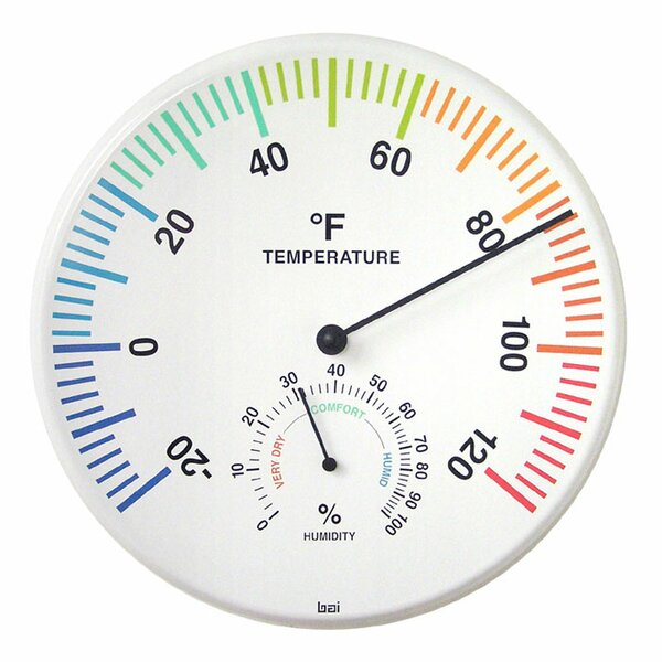 Outdoor Thermometers Youu0027ll Love | Wayfair