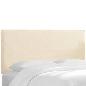 Catie Upholstered Panel Headboard by Wayfair..