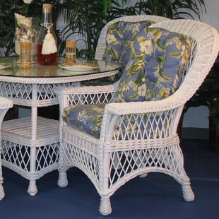 Rosado Arm Chair by Bay Isle Home