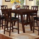 Mauston Pub Table by Charlton Home®