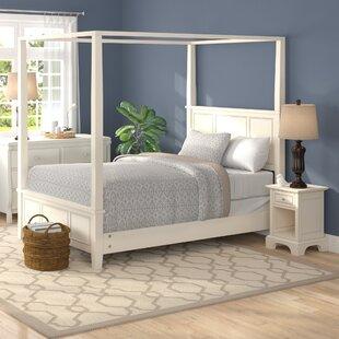 Canopy King Bedroom Sets You\'ll Love | Wayfair