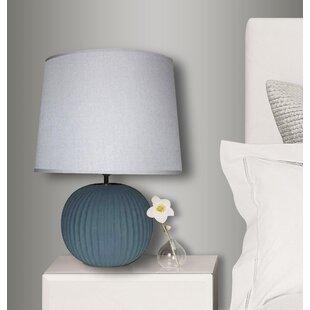 Online Reviews Pumpkin 17.3 Table Lamp By NU Steel