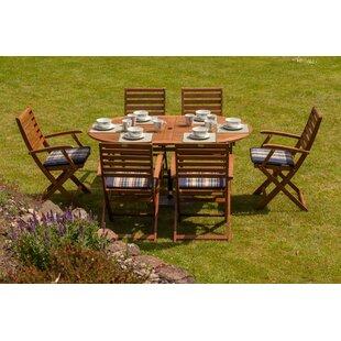 Torino 6 Seater Dining Set