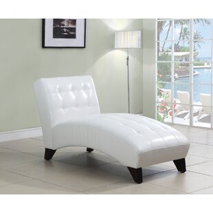 Saddler Lounge Chaise by Ebern Designs