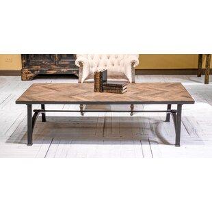 Sarreid Ltd Detroit Coffee Table