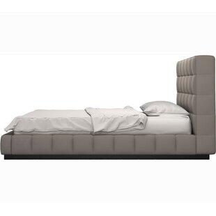 Cleethorpes Upholstered Platform Bed