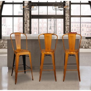Aiello 30 Bar Stool (Set of 2)