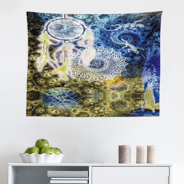 Gray Donkey In Gray Backdrop Wall Hanging Tapestry Bohemian Bedspread Dorm