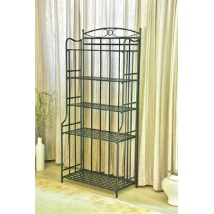 Doraville 5-Tier Iron Baker's Rack by Fleur De Lis Living