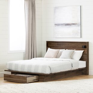 Tao Queen Platform Bed by South Shore 2019 Coupon