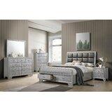 Sciortino Platform 4 Piece Bedroom Set by House of Hampton®